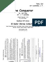 The Conqueror -Laurendeau