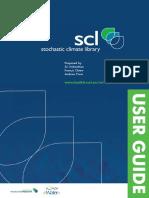 SCL User Guide