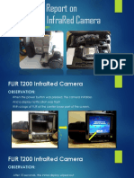 Summary Report on FLIR T200