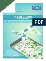 """Suplemento """"Fazer Cidade - Placemaking"""" - FICIS"""