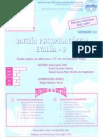 Evalúa 9 Version Chile 2.0