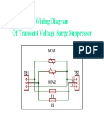Wiring Diagram of TVSS