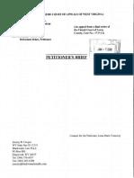 Petitioner's Brief