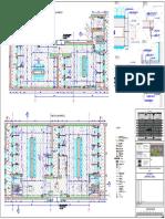 Iva_bpe_san_d&A_det_0009_a1_sanitaires 1-Plan Niveau 0 Cote Livraison Des Bagages