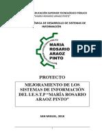 Plan de Estudios Agropecuaria