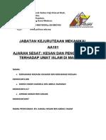 Pendidikan Islam (Ajaran Sesat)