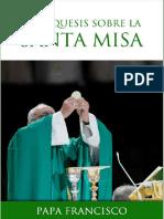 Papa Francisco Catequesis Santa Misa