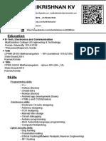 CV Harikrishnan .Kv