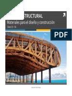 07-Madera Estructuras II (1-2016)
