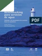 Benchmarking Servicios de Agua