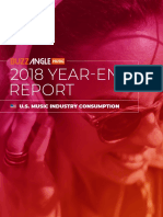 BuzzAngle Music 2018 US Report Industry
