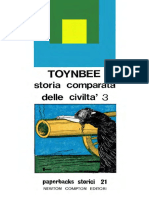 Arnold J. Toynbee - Storia Comparata Delle Civiltà. Vol. 3 - Newton Compton (1974)