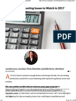 4 Key Accounting Issues to Watch in 2017 _ AccountingWEB