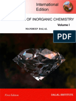 A Textbook of Inorganic Chemistry - Volume 1