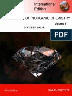 A Textbook of Inorganic Chemistry - Volume 1