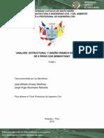 Analisis Estructural Mexico
