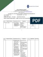 Planificare Anuala La Clasa a I-A Pentru Anul Scolar 2018-2019 (Dupa Noul Manual de Diana Latug