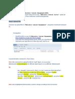 Webcenter Option UserManual