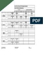 Date Sheet AUT 2018 Finalterm BSEE Lab-1 3111