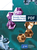 Sexually Transmitted Disease Surveillance 2017
