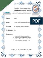 Informe II - Laboratorio de Física