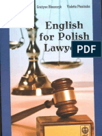 English for Polish Lawyers Ocr