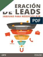 Generacion de Leads Inbound Para Negocios b2b