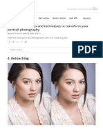 Essential Ideas, Tips and Techniques to Transform Your Portrait Photography_ Retouching _ TechRadar