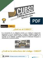 Presentacion Del Cubso