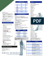 GM Sheet