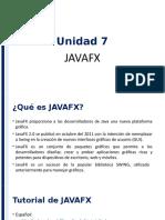 Unidad 10 Javafx