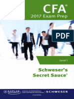 2017.CFA.level.1.Secret.sauce