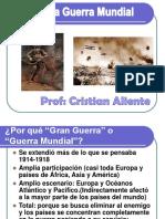 PPT 1er. Guerra Mundial