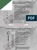 DeLonghi ECAM Test Programme 21.Xxx 22.Xxx A6531004010