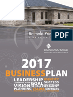 RPC 2017 Business Plan