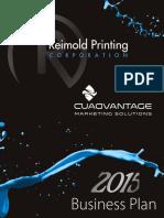 RPC 2015 Business Plan