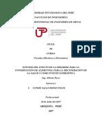 ESTUDIO DEL EFECTO DE LA PIRÁMIDE PARA LA CONSERVACIÓN DE ALIMENTOS, PARA LA RECUPERACIÓN DE LA SALUD Y COMO FUENTE ENERGÉTICA