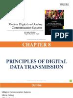 Chap_8 Principles of Digital Data Transmission