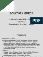 Scultura Greca Di IV Secolo