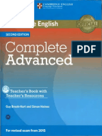 Muestra Complete Advanced Teacher