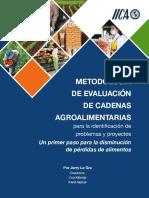 2016 Metodologia de Evaluacion de Cadenas Agroalimentarias
