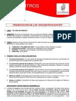 PRESENTACIÓN. ENCUENTROS EUNTES.docx