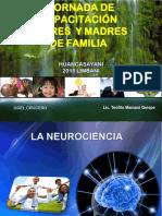NEUROCIENCIA Y LA ESCUELA DE PADRES LImbani.ppt