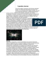 5 grandes ciencias.docx