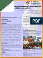 Relações raciais e educação brasileira na Educação de Jovens e Adultos