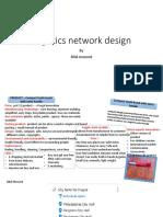 logistics network design..presentation