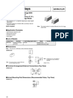 Omron Mosfet Relay