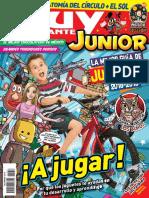 Muy Interesante Junior Mexico 1DIC 2018