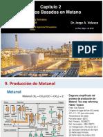 PTQ 404 Capítulo 2 Química Del Metano - Metanol y Fischer Tropsch