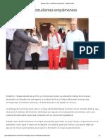 14-12-18 - OPINION SONORA - Entregan becas a estudiantes empalmenses - Opinión Sonora